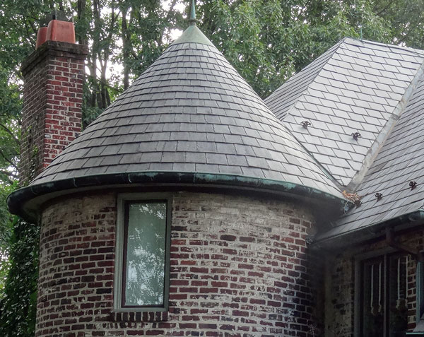 How To Identify Your Roof Slate - Pennsylvania Cathedral Gray Slate