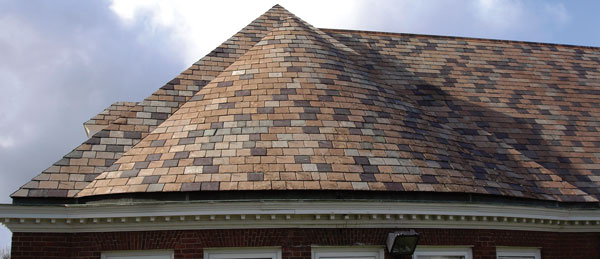 How To Identify Your Roof Slate - Sea Green Slate