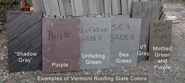 How To Identify Your Roof Slate