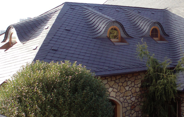European Slating Styles