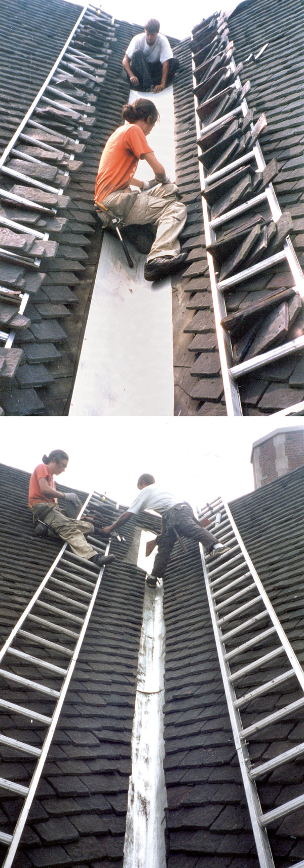How to repair a ceramic tile roof how to repair a ceramic tile roof dailygadgetfo Images
