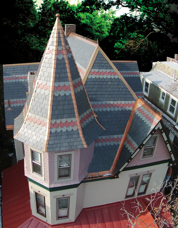 How To Identify Your Roof Slate - Vermont Slate