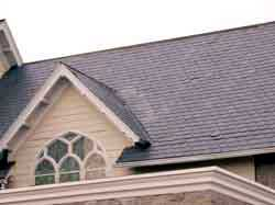 How To Identify Your Roof Slate - Peach Bottom slate roof.